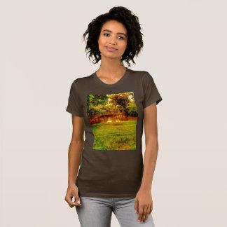 Teich-Dschungel T-Shirt