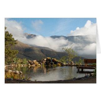 Teich EL Monte Karte