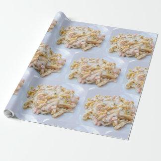 Teigwaren-kundenspezifisches NahrungsmittelFoto Geschenkpapier