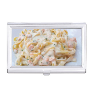 Teigwaren-kundenspezifisches NahrungsmittelFoto Visitenkarten Dose