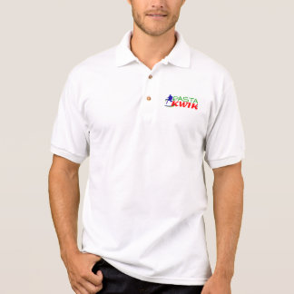 Teigwaren Kwik Logo-Polo Polo Shirt