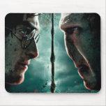 Teil 2 Harry Potters 7 - Harry gegen Voldemort Mousepads