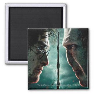 Teil 2 Harry Potters 7 - Harry gegen Voldemort Quadratischer Magnet