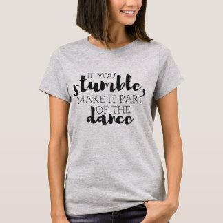 Teil des Tanzes T-Shirt