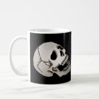 Teilen Sie ein Lachen zum Grab Kaffeetasse