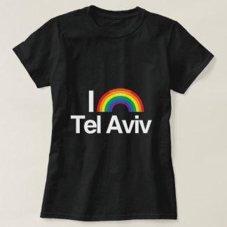 TEL AVIV - I-LIEBE-STOLZ - - .PNG T-Shirt