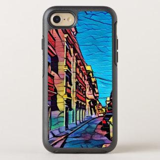 Telefon alten San Juan, Puerto Rico OtterBox Symmetry iPhone 8/7 Hülle