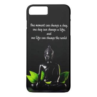 Telefon-Hüllen Buddha-Zitats 2 iPhone 8 Plus/7 Plus Hülle