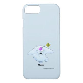 Telefon-Hüllen Mutter Bear iPhone 8/7 Hülle