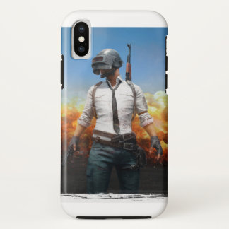 Telefon-Hüllen SCHLACHTFELDER PLAYERUNKNOWNS iPhone X Hülle