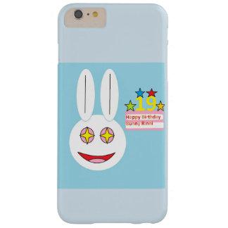 Telefon-Kasten-alles- Gute zum Geburtstaghäschen Barely There iPhone 6 Plus Hülle