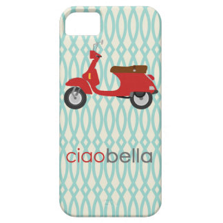 Telefon-Kasten Ciao Bella iPhone 5 Schutzhülle