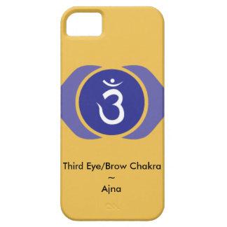 TELEFON-KASTEN DES DRITTEN AUGEN-CHAKRA iPhone 5 COVER