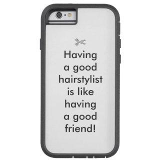 Telefon-Kasten für Hairstylists/Friseure Tough Xtreme iPhone 6 Hülle