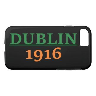 Telefon-Kasten iPhone 8/7 Dublins 1916 starkes iPhone 8/7 Hülle