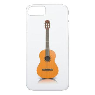 Telefon-Kasten-klassische Gitarre iPhone 8/7 Hülle