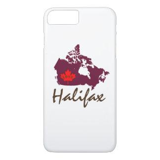 Telefon-Kasten-Liebe Kanada Halifaxes iPhone 8 Plus/7 Plus Hülle