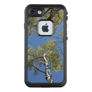 Telefon-Kasten, Natur-Szene, Aspen-Bäume LifeProof FRÄ' iPhone 8/7 Hülle
