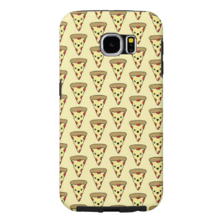 Telefon-Kasten Pizza-Muster-Samsung-Galaxie-S6
