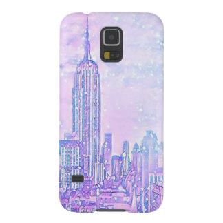 Telefon-Kasten Stadt-Leben-Samsung-Galaxie-S5 Samsung Galaxy S5 Cover