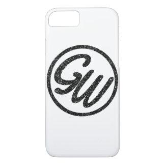Telefon-Kasten - Weiß iPhone 8/7 Hülle