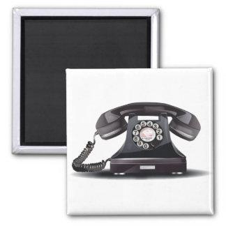 Telefon Quadratischer Magnet