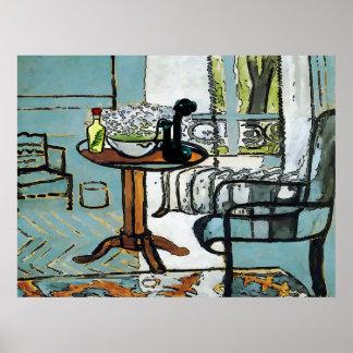 Telefon-Tabelle, Matisse Art Poster