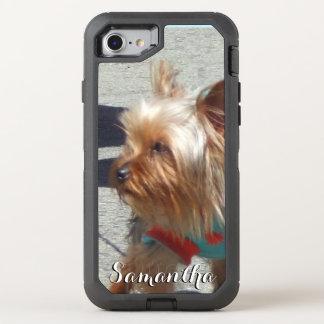 Telefon Yorkshires Terrier Otterbox OtterBox Defender iPhone 8/7 Hülle