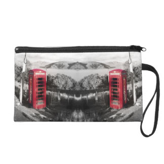 Telefon-Zuhause Wristlet Handtasche