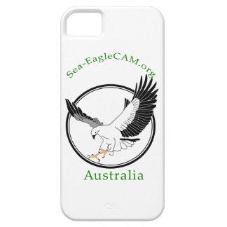 Telefonkasten des Meer-EagleCAM Logos I iPhone 5 Hülle