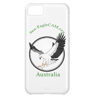 Telefonkasten des Meer-EagleCAM Logos I iPhone 5C Hülle