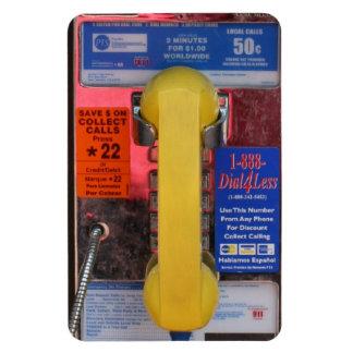 Telefonzelle/allgemeines Münztelefon Flexible Magnete