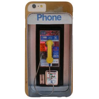 Telefonzelle/allgemeines Münztelefon Barely There iPhone 6 Plus Hülle