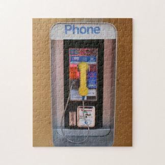 Telefonzelle/allgemeines Münztelefon Jigsaw Puzzles