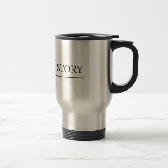 Tell your Story Thermotasse Reisebecher