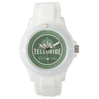 Tellurid-Gebirgskreis-Uhr Uhr