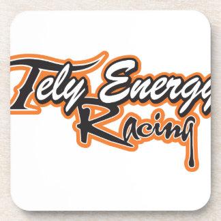 Tely Energie-Produkte Getränkeuntersetzer