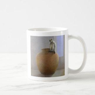Tempel-Affe Kaffeetasse