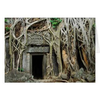 Tempel angkor karte