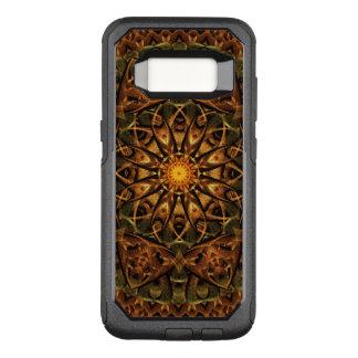 Tempel-Augen-Mandala OtterBox Commuter Samsung Galaxy S8 Hülle