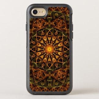 Tempel-Augen-Mandala OtterBox Symmetry iPhone 8/7 Hülle