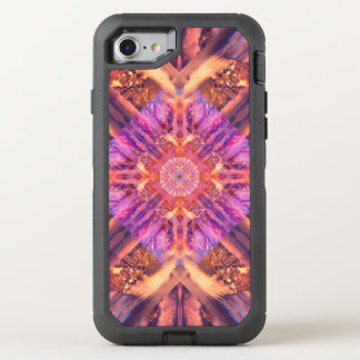 Tempel der Himmel-Gott-Mandala OtterBox Defender iPhone 8/7 Hülle