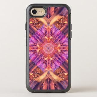 Tempel der Himmel-Gott-Mandala OtterBox Symmetry iPhone 8/7 Hülle