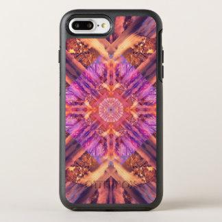 Tempel der Himmel-Gott-Mandala OtterBox Symmetry iPhone 8 Plus/7 Plus Hülle