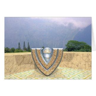 Tempel der Risse - Lemuria (Kauai) Karte