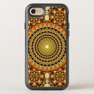 Tempel-helle Mandala OtterBox Symmetry iPhone 8/7 Hülle