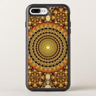 Tempel-helle Mandala OtterBox Symmetry iPhone 8 Plus/7 Plus Hülle