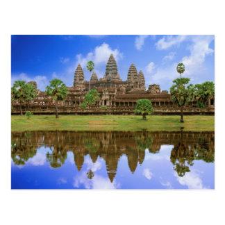 Tempel Kambodschas, Kampuchea, Angkor Wat Postkarte