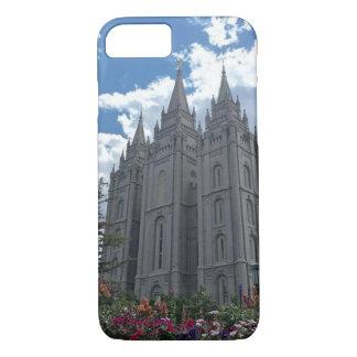 Tempel Salt Lake Citys LDS iPhone 7 Fall iPhone 8/7 Hülle