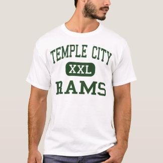 Tempel-Stadt - RAMs - hoch - Tempel-Stadt T-Shirt